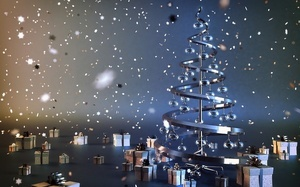новый год, gifts, ель, ёлка, Happy new year, креатив, christmas tree
