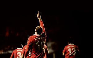 football wallpapers, Wayne rooney wallpapers, спорт, manchester united wall ...