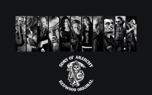 Sons of anarchy, мотоцикл, байкер, сериал, мотоцикл, soa
