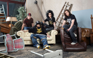 pop-rock, Music band, tokio hotel
