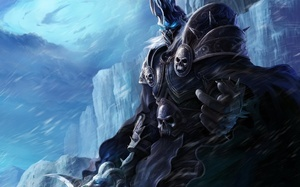 world of warcraft, lich king, artas menethil, Warcraft, артас менетил, wow
