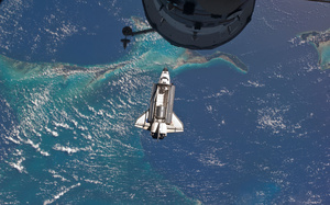 Space shuttle, international space station, атлантис, atlantis, last flight, iss, nasa